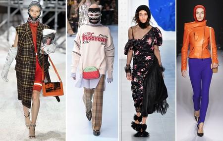 Trend Aw 2018 Balaclava