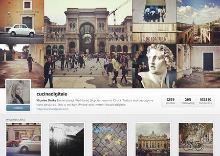 Ya se nota la mano de Facebook en Instagram: llegan los perfiles web