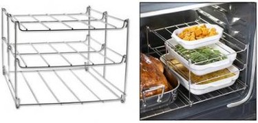 Estanterías adicionales para el horno