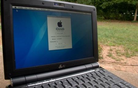 Mac OS X en un Asus Eee