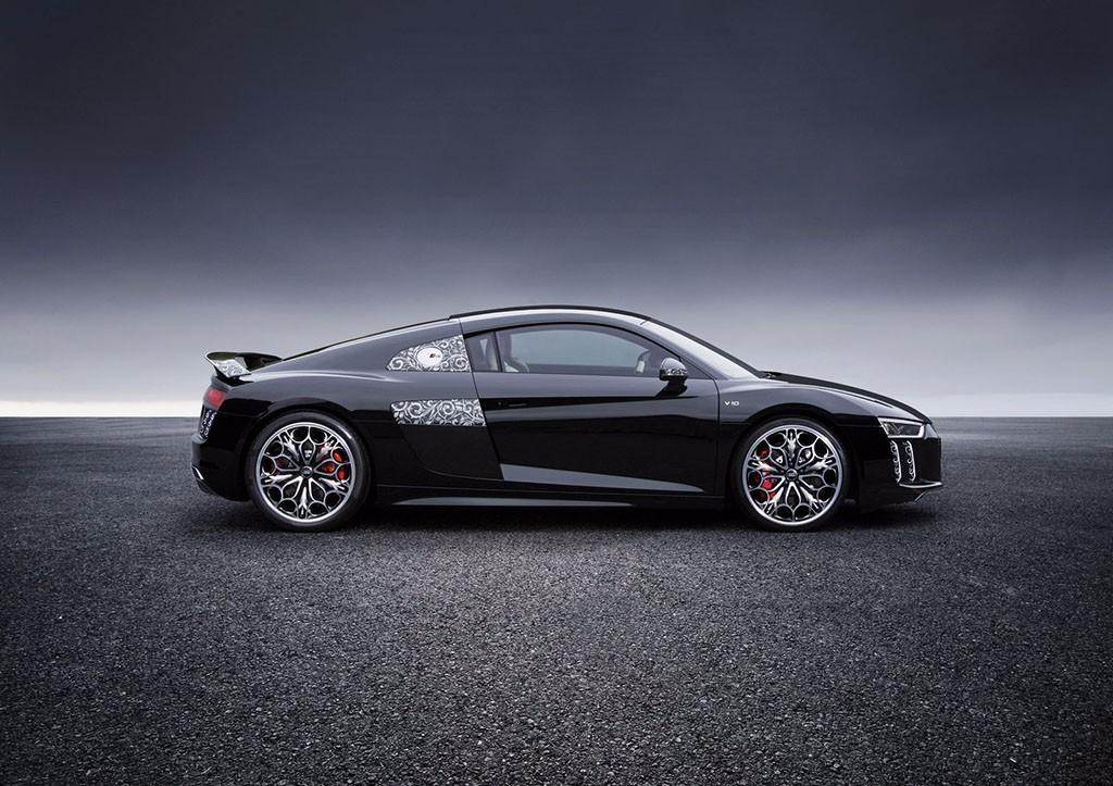 Foto de Audi R8 Star of Lucis (6/7)