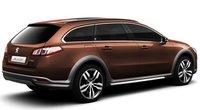 """El Peugeot 508 RXH Limited Edition cuelga el cartel de """"todo vendido"""""""