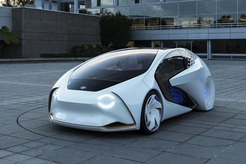 El Toyota Prius 2031 estrena asistente de inteligencia artificial y entiende tus sentimientos