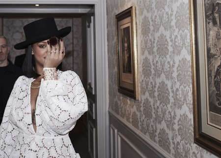 Rihanna Wears Chopard To The Lvmh Prize Paris June 16th 2017 1