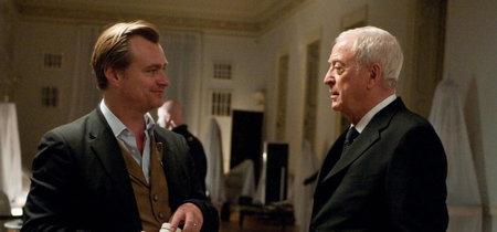 Michael Caine está en 'Dunkerque' aunque sólo puedes detectar el cameo en la versión original