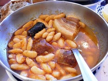 Fabada asturiana de record