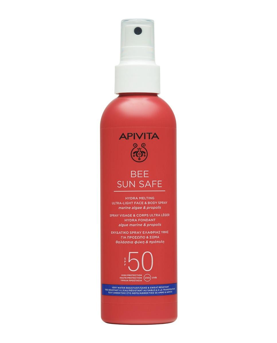 Spray Ultraligero Hydra Melting SPF50 Apivita
