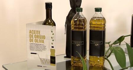 aceite de orujo