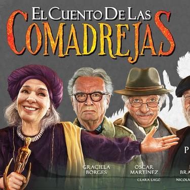 'El cuento de las comadrejas': Juan José Campanella firma una agradable comedia negra realzada por su reparto