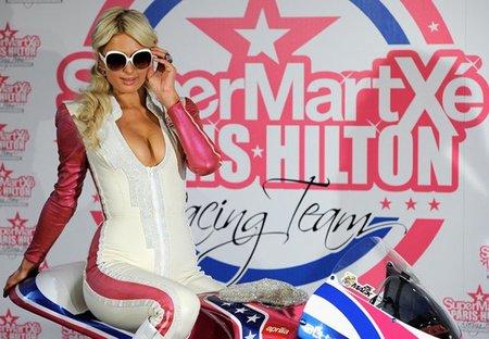Paris Hilton presenta su equipo y se apunta a este nuevo circo