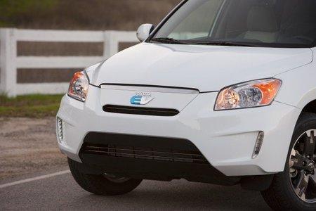 El Toyota RAV4 EV se fabricará en Ontario