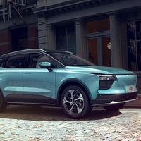 Los mejores coches chinos del Salón de Frankfurt 2019: eléctricos, de gran tamaño y con inspiración europea