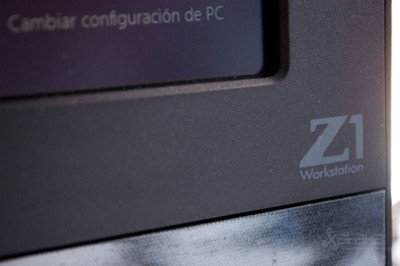 HP Workstation Z1, análisis