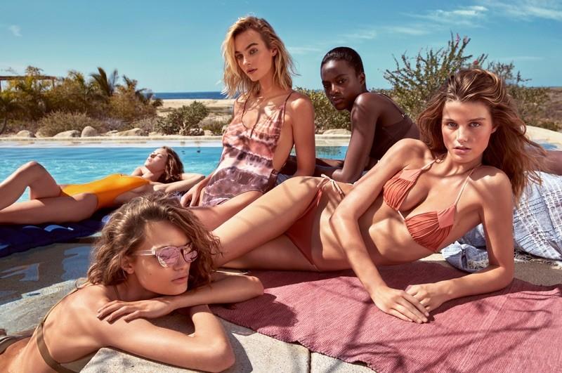 Foto de H&M campaña colección baño 2017 (1/6)