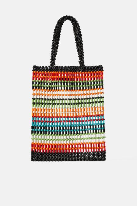 Bolsos Zara 2019 Cuentas Color 01