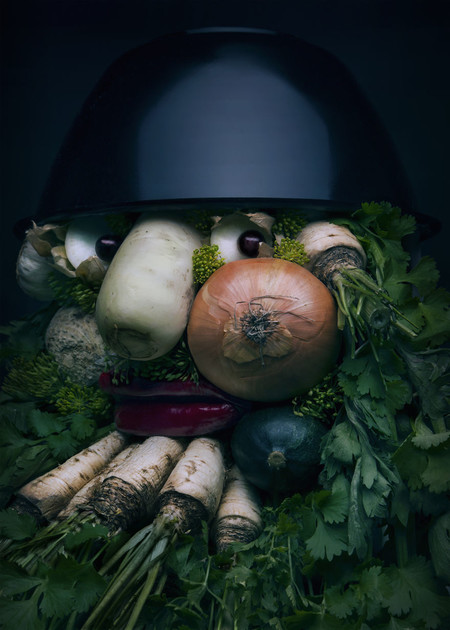 Retratos Frutas 4