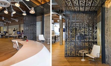 Oficinas de The Giant Pixel