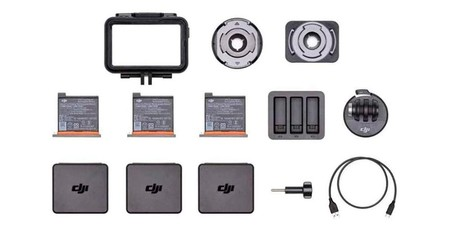 Dji Osmo Action Cam Charging Combo 2