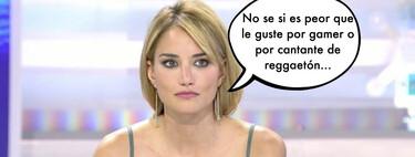 Alba Carrillo, preocupada en 'Ya es Mediodía' al conocer quién es el referente de su hijo Lucas... ¡Kiko Rivera!