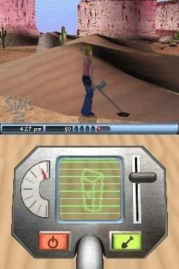 sims ds