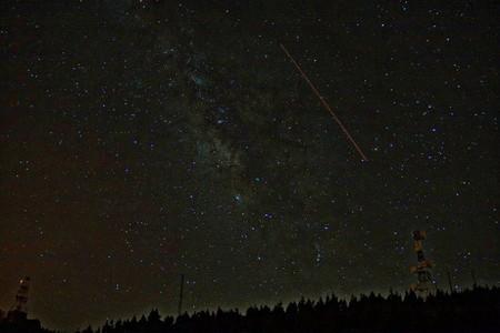 La lluvia de estrellas del verano de 2013 será la noche del 12 de agosto