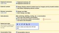 Gmail mejora su navegación por los mensajes al archivar y pide consejos para mejorar Tasks