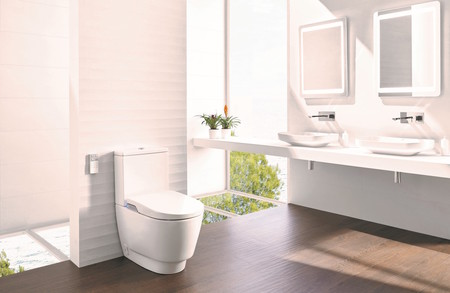 Gala Innova Shower Toilet
