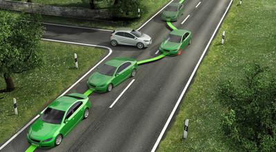 El ESP ya es obligatorio en Europa en todos los coches nuevos