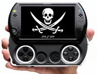PSP Go hackeada, vídeos
