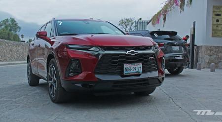 Chevrolet Blazwer 2019