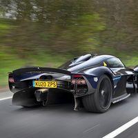 El Aston Martin Valkyrie podría correr peligro: el hiperdeportivo de los 1.176 CV tendría problemas de fiabilidad y conducción
