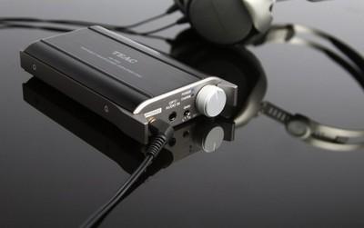 TEAC HA-P50, amplificador para auriculares con DAC de alta resolución incorporado