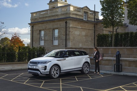 Llega el Range Rover Evoque PHEV, el SUV híbrido enchufable con 66 km de autonomía y 309 CV de potencia