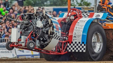 Tractor Pulling 2
