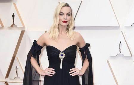 El look de Margot Robbie ha sido una de las decepciones de los Oscar 2020