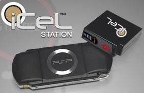 iCel para PSP alarga la batería hasta 90 horas
