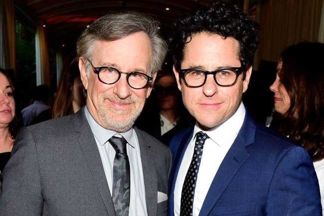 Steven Spielberg y J.J. Abrams