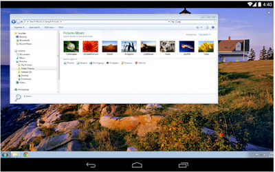 Chrome Remote Desktop para Android, ahora con modo inmersivo
