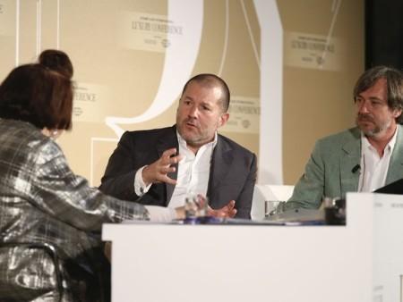 Jonathan Ive declara que el Apple Watch no será ninguna amenaza para los fabricantes de relojes de lujo