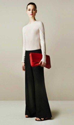 Zara Primavera-Verano 2011, lookbook de marzo. Cuando menos sí es más