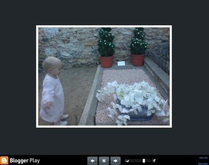 Blogger Play: Presentación de imágenes subidas por los usuarios de Blogger