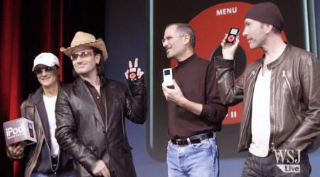 Bono, Iovine y Jobs