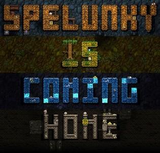 El remake de 'Spelunky' también llegará a PC