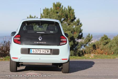 Renault Twingo Prueba
