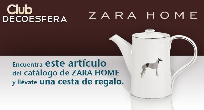 club decoesfera zara home