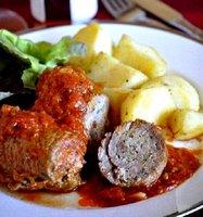 Gastronomía de Malta: Bragioli