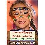 Maquillajes para niños: divertidos, salvajes, terroríficos