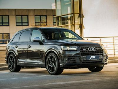ABT embrutece aún más el Audi SQ7