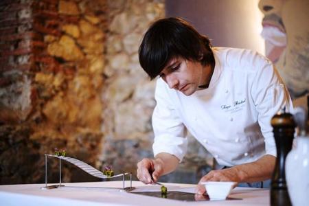 La Casona del Judío, una sola mesa y un sólo anfitrión, el chef Sergio Bastard