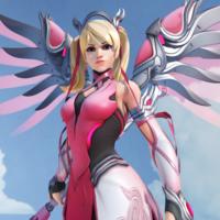 Overwatch ha recaudado 12,7 millones de dólares para la investigación del cáncer de mama gracias a la skin de Mercy Rosa